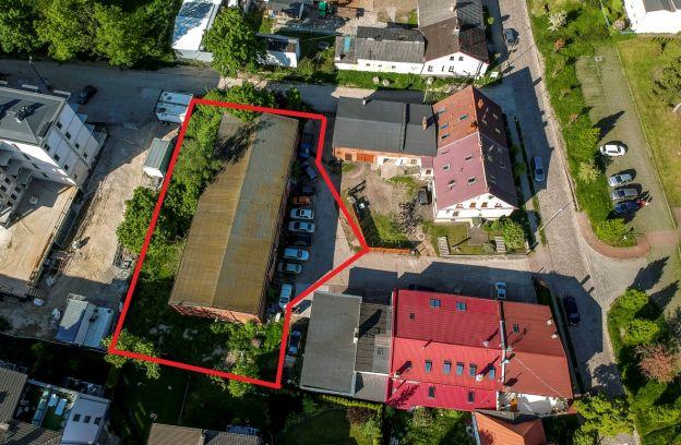 Nieruchomość gruntowa zabudowana położona przy ul. Poznańskiej 3a – działka nr 38/4, obr. 3074