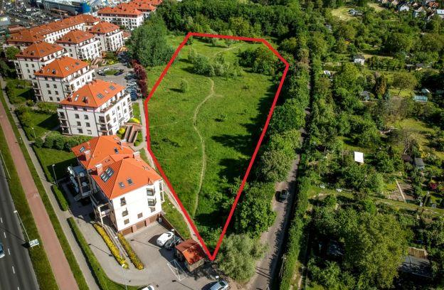 Nieruchomość gruntowa położona w Szczecinie przy ul. Przygodnej – dz. nr 1/71 z obrębu 2094.