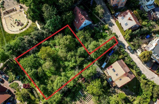 Nieruchomość gruntowa niezabudowana położona w Szczecinie przy ulicy Cieszyńskiej – Kresowej – działka nr 114, obr. 3083