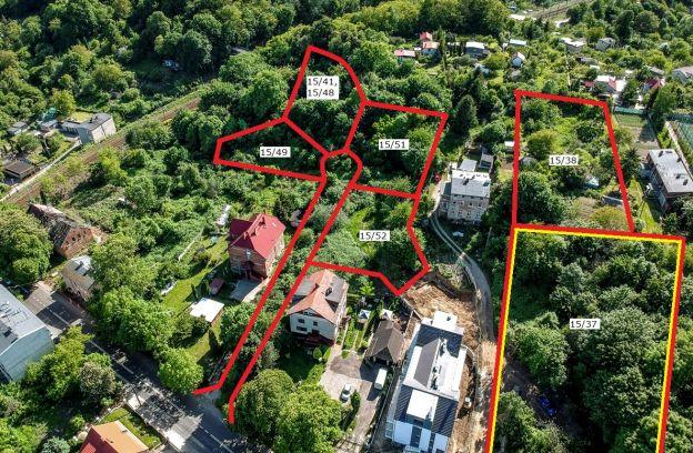 Nieruchomość gruntowa niezabudowana położona przy ulicy Strzałowskiej – działka nr 15/37, obr. 3091