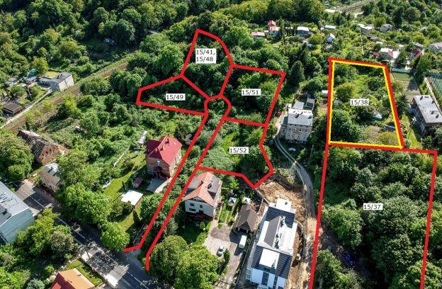 Nieruchomość gruntowa niezabudowana położona przy ulicy Strzałowskiej – działka nr 15/38, obr. 3091