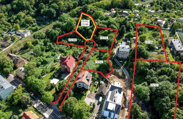 Nieruchomość gruntowa niezabudowana położona przy ulicy Strzałowskiej – działki nr 15/41 i 15/48, obr. 3091