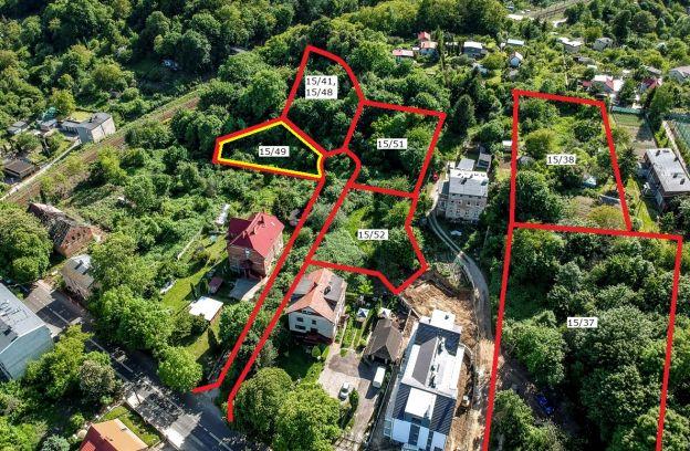 Nieruchomość gruntowa niezabudowana położona przy ulicy Strzałowskiej – działka nr 15/49, obr. 3091