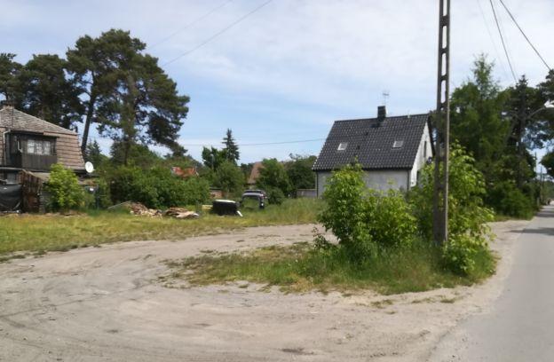 Nieruchomość gruntowa niezabudowana położona przy ulicy Gościniec – działka nr 51/3, obr. 4096