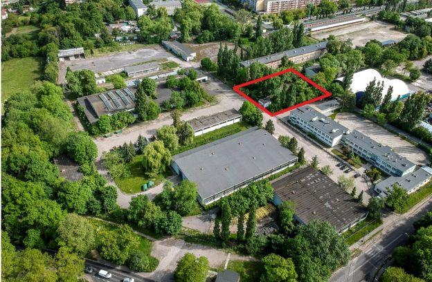 Nieruchomość gruntowa zabudowana położona w Szczecinie przy ulicy Klonowica – działka nr ewid. 23/7 z obrębu 2046.