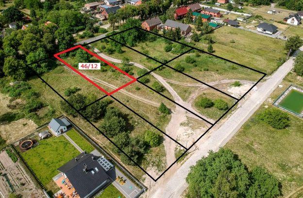 Nieruchomość gruntowa niezabudowana położona przy ulicy Bryczkowskiego – działka nr 46/12, obr. 4087