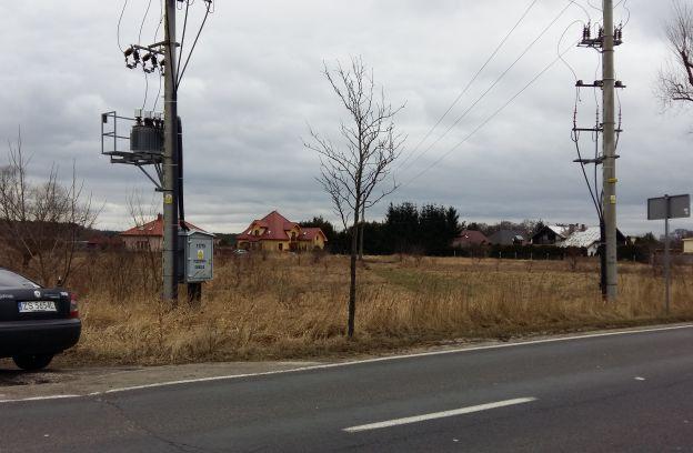 Nieruchomość gruntowa niezabudowana położona przy ul. Rumiankowej – działka nr 137/6, obr. 4209