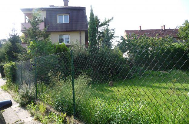 Nieruchomość gruntowa niezabudowana położona przy ul. Axentowicza – dz. nr 51/4 z obrębu 3093