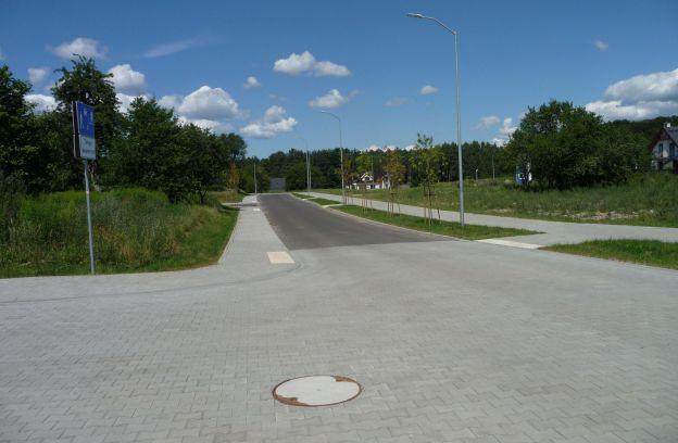 Nieruchomość gruntowa położona w rejonie ul. Wymarzonej / Miodowej – dz. nr 34/19 z obrębu 2012