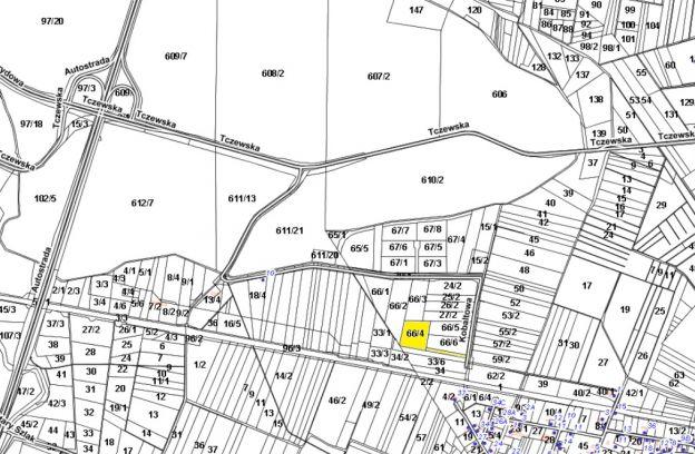 Teren inwestycyjny niezabudowany położony przy ul. Kobaltowej – dz. nr 66/4 i 66/7 z obrębu 4014