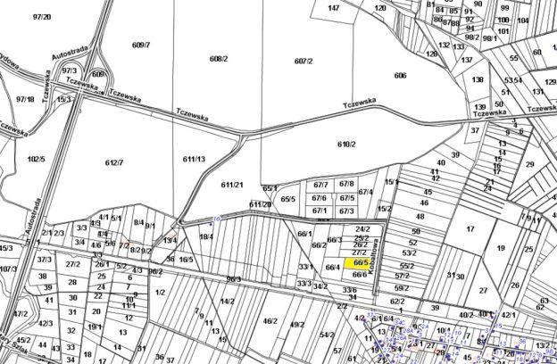 Nieruchomość gruntowa położona przy ul. Kobaltowej – dz. nr 66/5 z obrębu 4014.