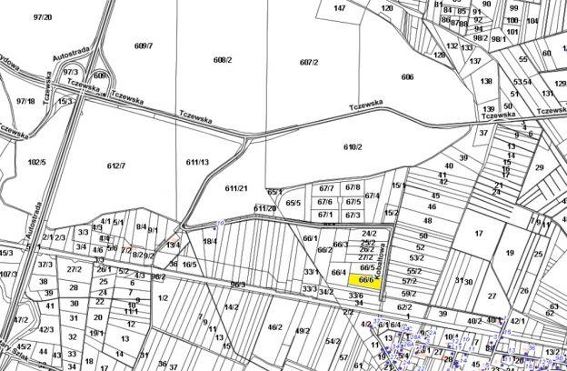 Nieruchomość gruntowa położona przy ul. Kobaltowej – dz. nr 66/6 z obrębu 4014.