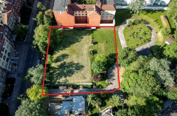 Nieruchomość gruntowa zabudowana położona w Szczecinie przy ulicy Starzyńskiego – działka nr 3/15 obr. 1030