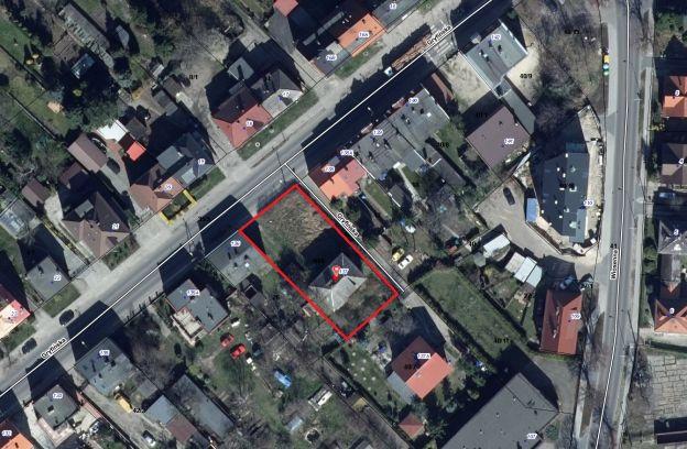 Nieruchomość zabudowana położona przy ul. Gryfińskiej 137