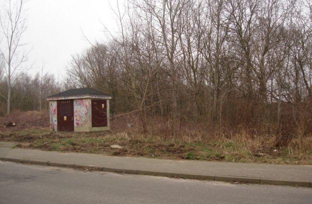 Nieruchomość gruntowa niezabudowana przy ul. Kolonistów z przeznaczeniem na usługi sportu i rekreacji