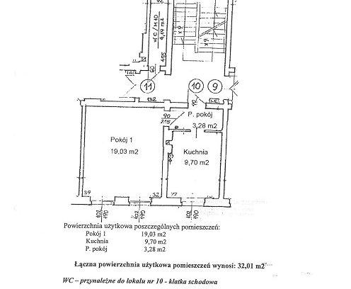 Lokal mieszkalny przy ul. Księcia Bogusława X 16/10