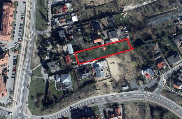 Nieruchomość gruntowa niezabudowana położona w Szczecinie w rejonie ulicy Duńskiej – działka nr ewid. 141 z obr. 3079