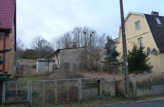 Nieruchomość gruntowa zabudowana położona w Szczecinie przy ulicy Srebrnej 16A