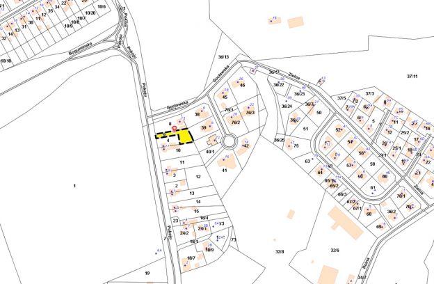 Nieruchomość gruntowa położona w Szczecinie przy ulicy Pokoju – dz. nr 9 z obr. 3087