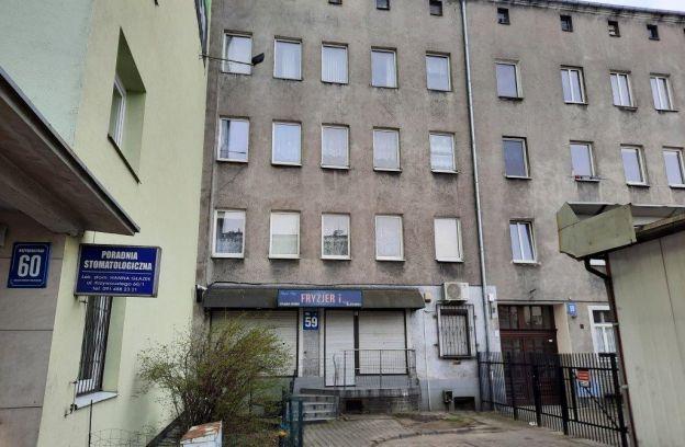 Lokal niemieszkalny – pomieszczenie gospodarcze przy ul. Bolesława Krzywoustego 59/17